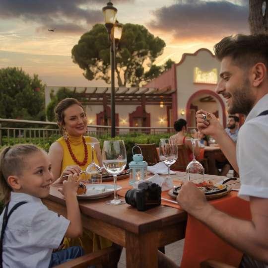 Ela Belek Restaurant