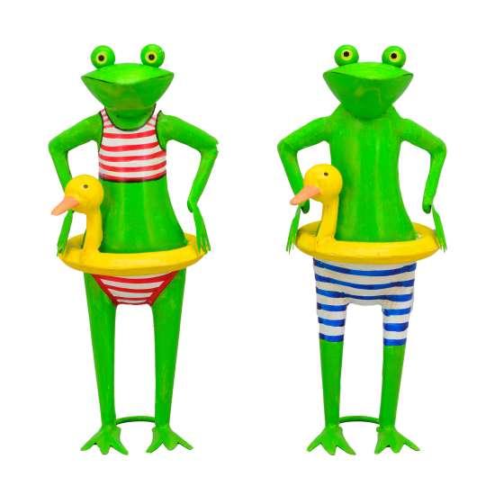 Exner- Frosch Schwimmer Kanu
