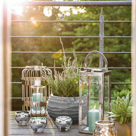 Fink Living Outdoor-Laternen und Windlichter