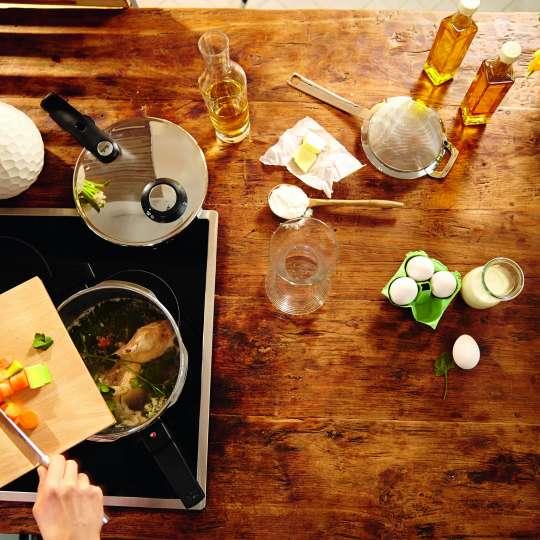 Fissler - vitavit® premium Schnellkochtopf - Küche