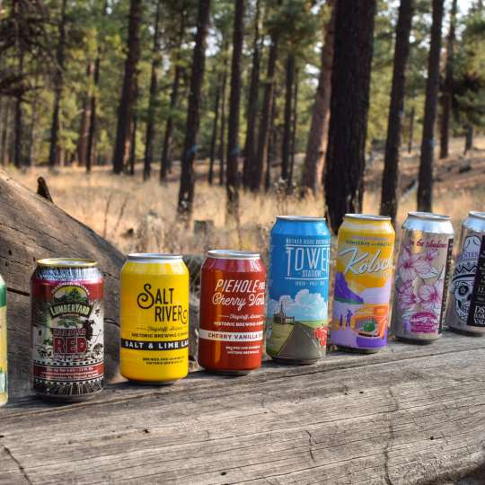 Flagstaff Beers sampler 2_photo credit Discover Flagstaff.jpg