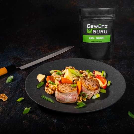 Gewürz Guru -  Gewürzmischung  BBQ-Fleisch