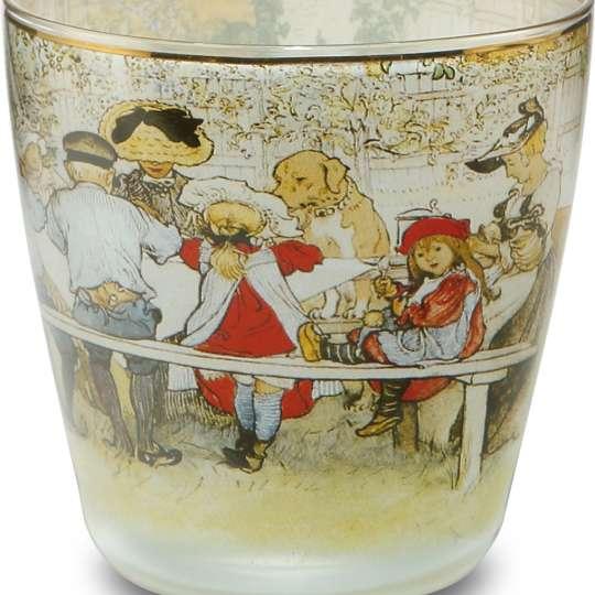 Goebel - Artis Orbis Larsson Teelicht Frühstück unter der Birke