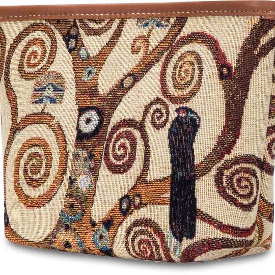 Goebel Porzellan Artis Orbis Accessoires Kosmetiktasche Der Lebensbaum 67061731