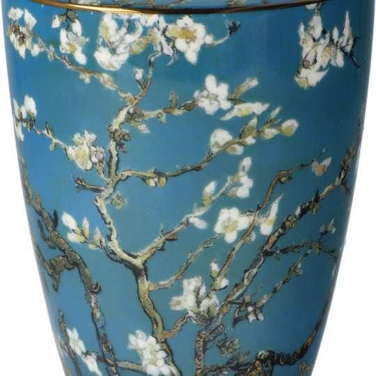 Artis Orbis - van Gogh - Mandelbaum blau - Minivase 12,5 cm