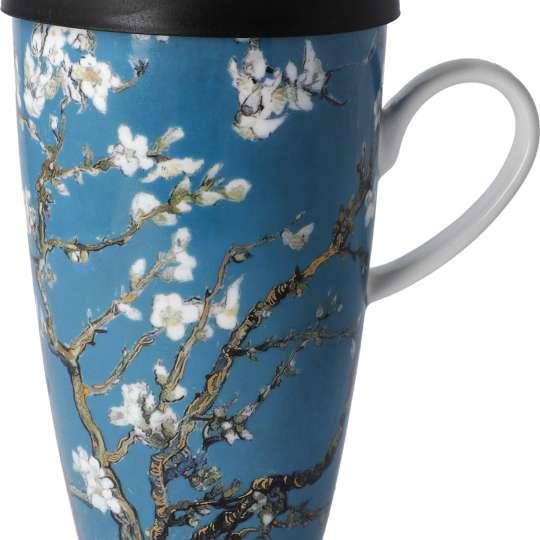 Artis Orbis - van Gogh - Mandelbaum blau - Mug To Go 0,5 l