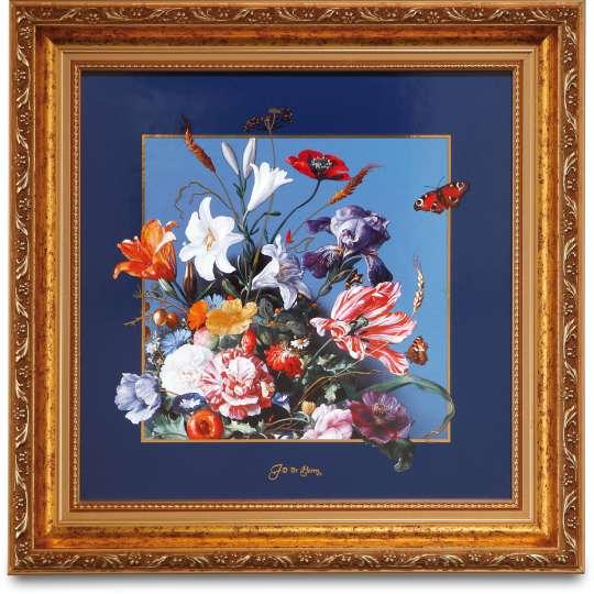 Goebel-Porzellan-Artis-Orbis-de-Heem-Wandbild-Sommerblumen-67061581