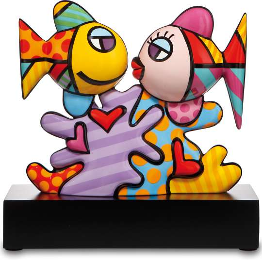 Goebel-Porzellan-Pop-Art-Britto-Ocean-Love