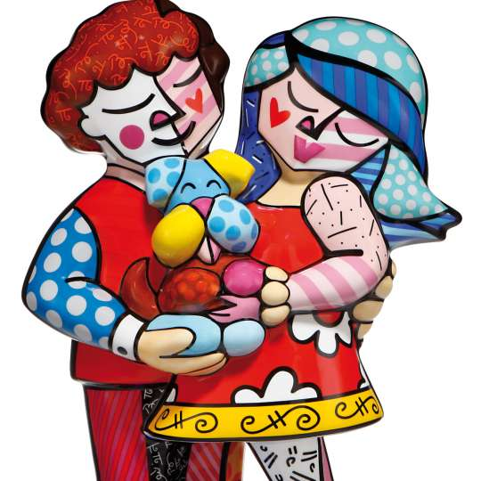 Goebel-Porzellan-Pop-Art-Britto-Pets-Love