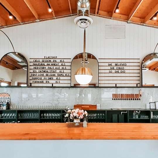 CRAFT-BIER-BRAUEREIEN AUS ARIZONA - Greenwood Brewing Company