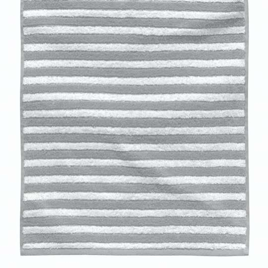 Tom Tailor Jaquard Melange Towel Querstreifen-901