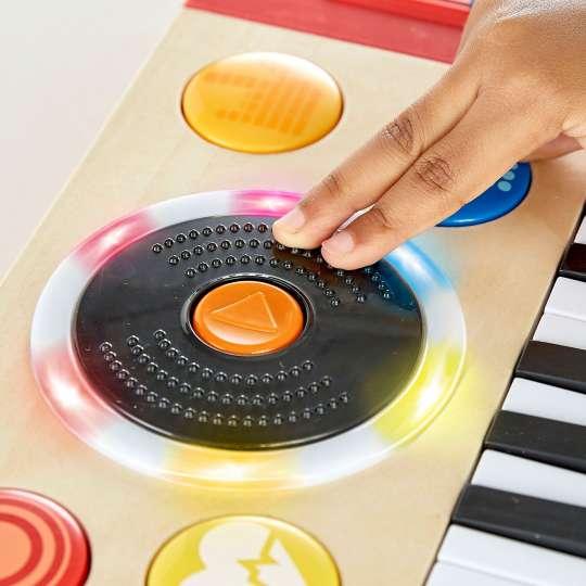 Hape: Spielzeug für Kleinkinder: DJ-Mischpult