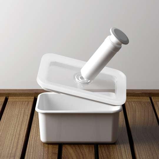 Honey Ware - Vakuum Frischhaltedose und Vakuumpumpe