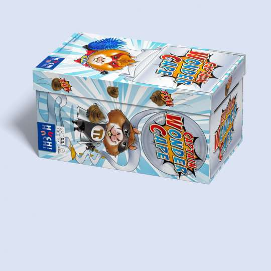 Kinderspiel Captain Wonder 4260071881724 Box