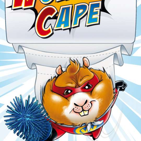 Kinderspiel Captain Wonder 4260071881724 Cover