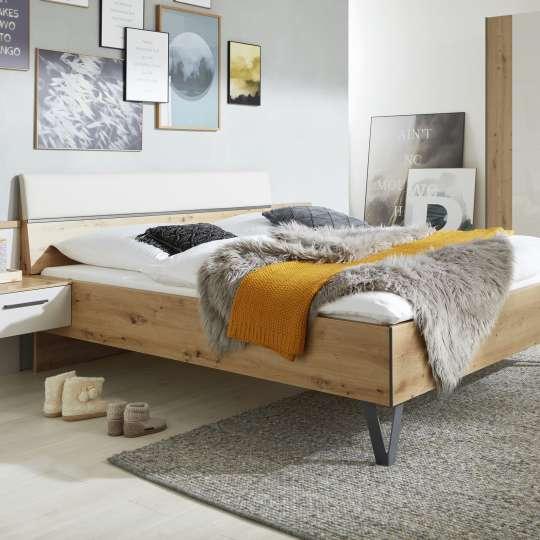 Interliving - Bett Schlafzimmer Serie 1021