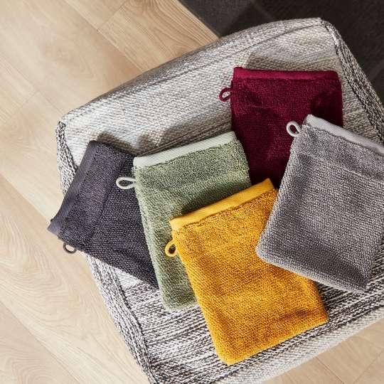 Interliving - Waschhandschuhe Serie 9108 - verschiedene Farben