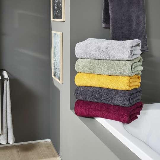 Interliving - Handtuch Serie 9108 - verschiedene Farben