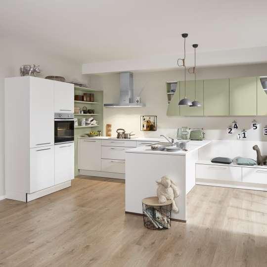 Interliving Küche Serie 3010