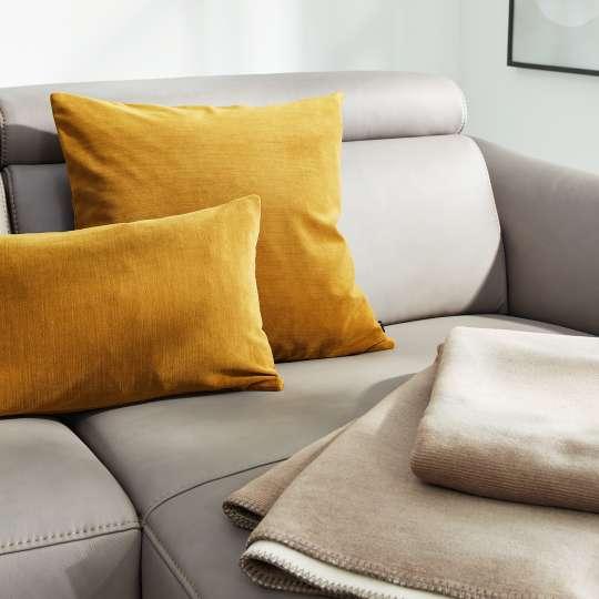 Interliving - Kissenhülle Serie 9105 Gold - Sofa