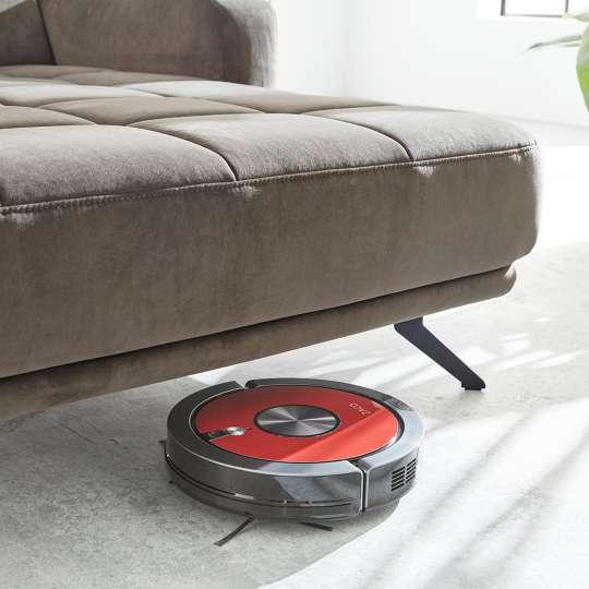 Interliving - Sofa Serie 4303 Detail - Saugroboter