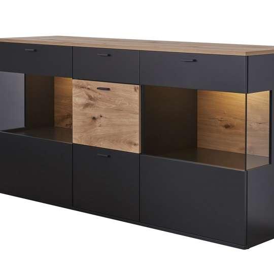 Interliving - Wohnzimmer Serie 2104 - Sideboard