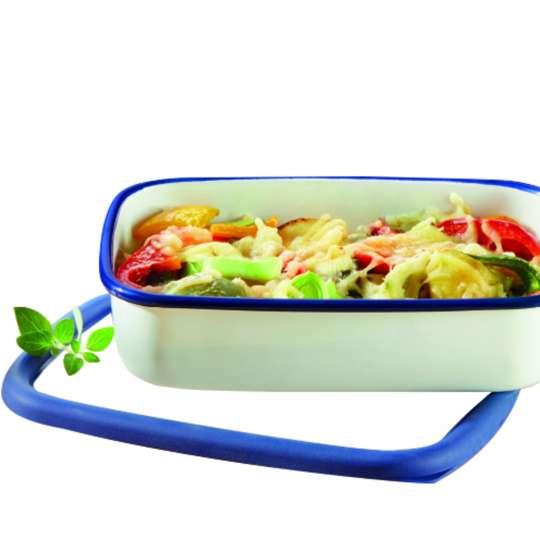 Honeyware - Frischhaltedose aus Emaille 1,6 Liter