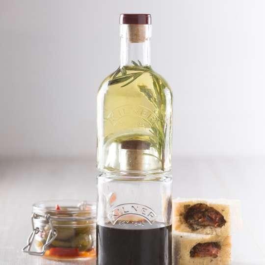 Kilner - Stapelbares Flaschenset