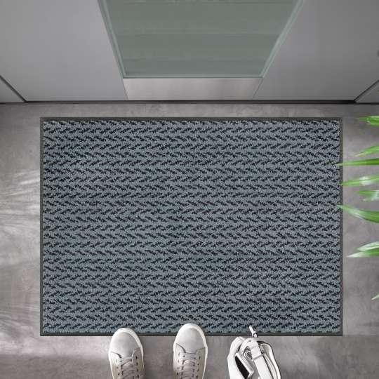 Wash+Dry eco - Revive-Duo - Denim - Hauseingang