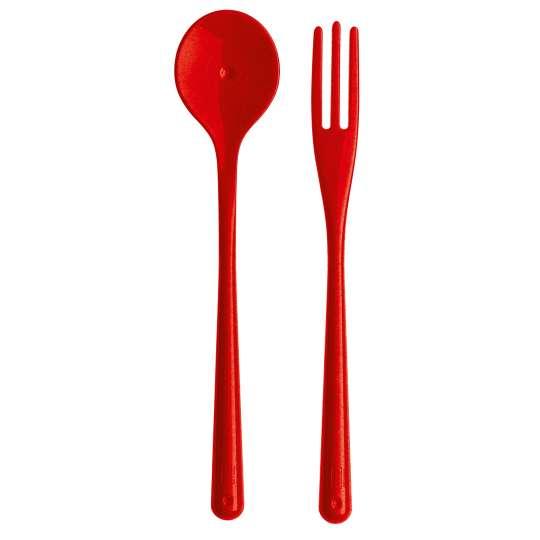 3647-NAPOLI Spaghetti-Besteck in grau von Koziol