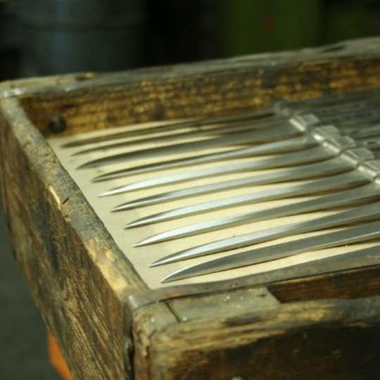 Kupfermanufaktur Weyersberg - Messerfertigung Güde Messer