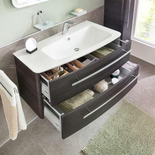Lanzet CLASSICO - Waschtisch - Schubladen geöffnet