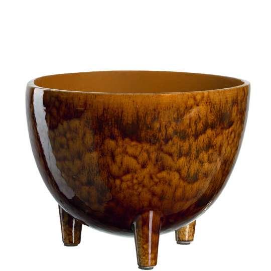 POSTO Keramikschale amber