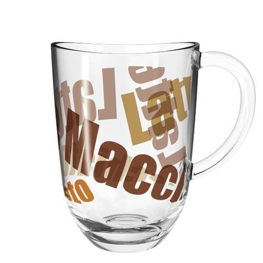 Leonardo - Napoli Kaffeetasse 3-farbig