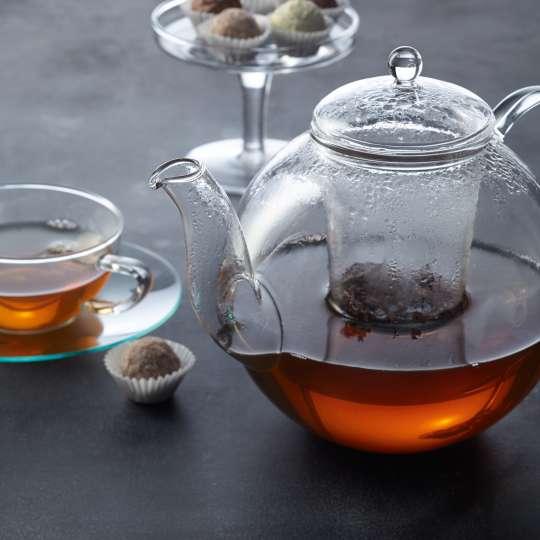 Leonardo - ARMONIA Teekanne mit Tasse - Tea Time