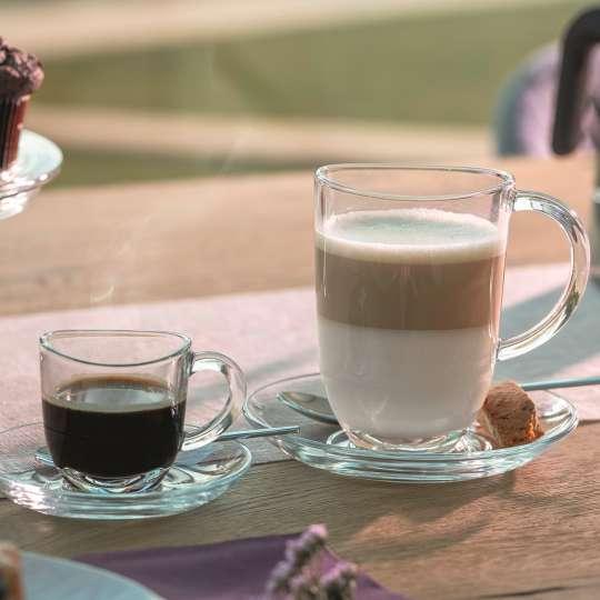 Leonardo - Napoli Espresso- und Latte Macchiato Tasse