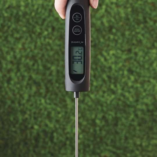 Mastrad - Doppelthermometer F74401 - Grill