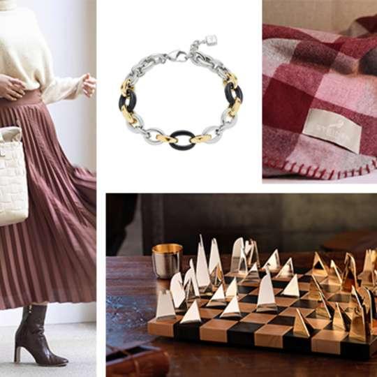 Schnellinfo – Produktneuheiten –  Mode und Geschenke