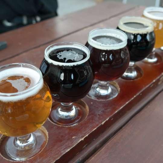 CRAFT-BIER AUS ARIZONA - Mother Road Beers