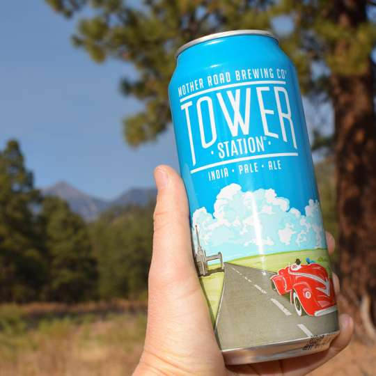 Mother Road Brewery Beer Can_photo credit Discover Flagstaff.jpg
