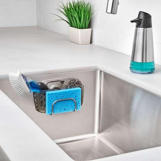 OXO - Utensilienhalter für die Spüle - in Spüle befestigt