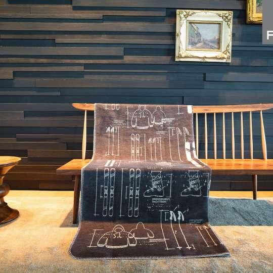 PAD Slide 150x200 cm anthracite Decke