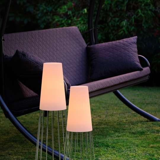 PHILIPPI 123177 123178 LIGHTHOUSE Gartenlicht mood1