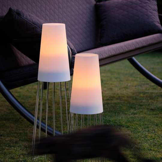 PHILIPPI 123177 123178 LIGHTHOUSE Gartenlicht mood2