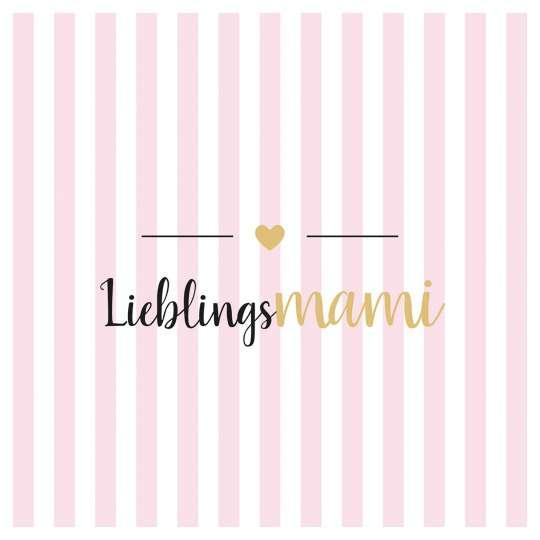 PPD 1334001 Lieblingsmami Napkin