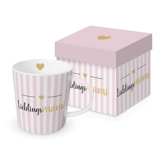 PPD 604357 Lieblingsmami Trend Mug Gift Box