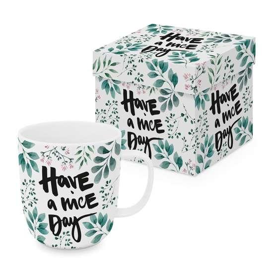 PPD - Matte Mug 0,4l - Have a nice Day