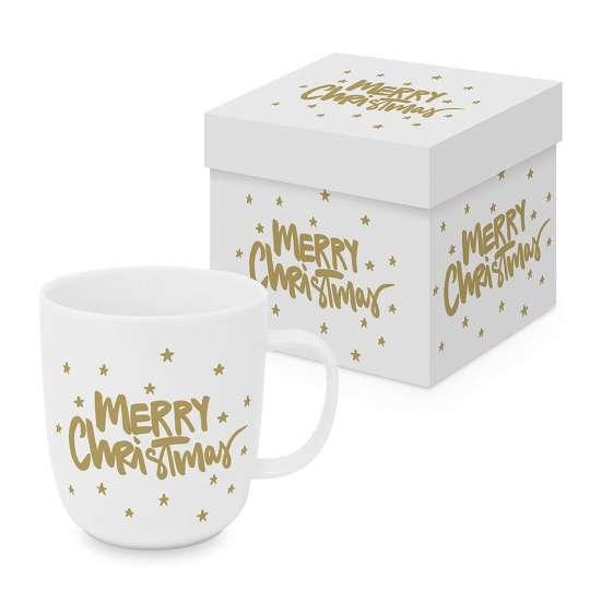 PPD - Matte Mug 0,4l - Merry Christmas