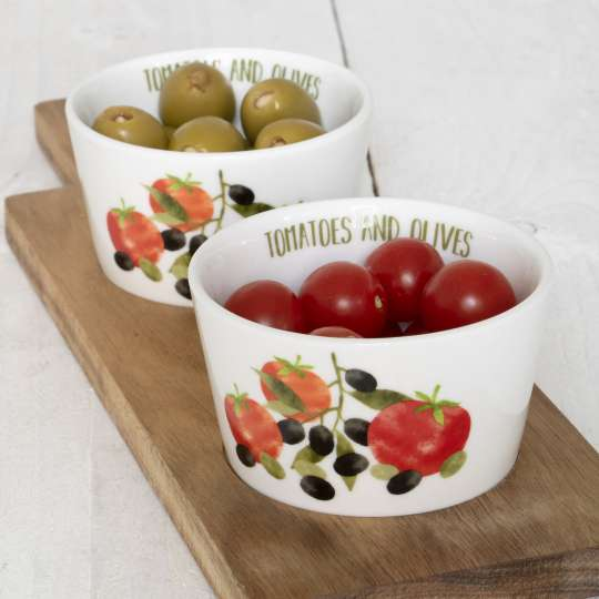 PPD Tomatoes & Olives Dip set nature