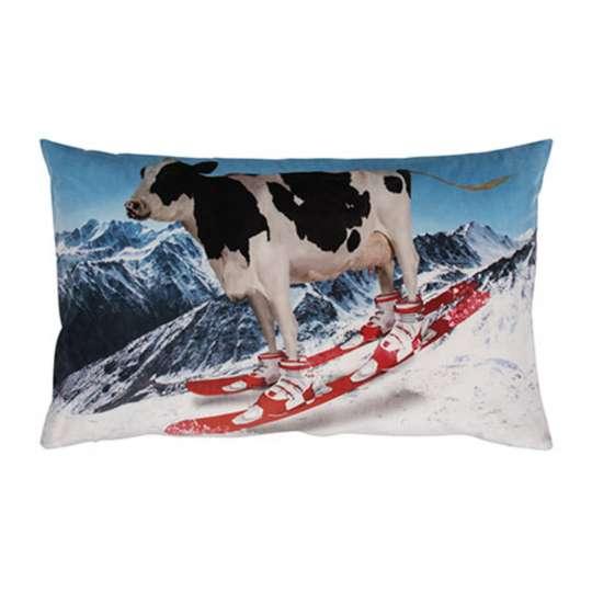 Cow Kissenhülle von pad